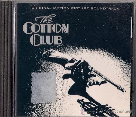 BSO COTTON CLUB - CD - GEFFEN 1984 (Música - CD's Bandas Sonoras)
