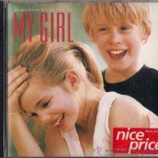 CDs de Música: BSO - MY GIRL - SONY 1991. Lote 36029227