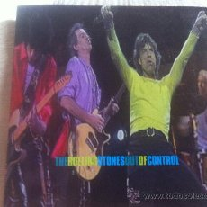 CDs de Música: CD SINGLE-THE ROLLING STONES-OUT OF THE CONTROL. Lote 36038323