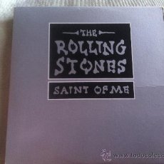 CDs de Música: CD SINGLE-THE ROLLING STONES-SAINT OF ME. Lote 36038342