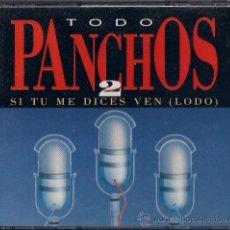 CDs de Música: TODO PANCHOS 2. SI TU ME DICES VEN (LODO) - 2CD - EPIC/SONY 1992. Lote 36038873