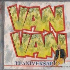 CDs de Música: VAN VAN 30 ANIVERSARIO. - 2CD - EMI 1999. Lote 36038898