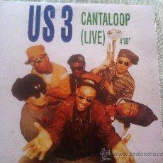 CDs de Música: CD SINGLE-US3-CANTALOOP LIVE. Lote 36044320