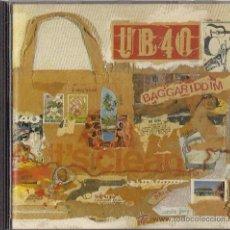 CDs de Música: UB40 - BAGGARIDDIM - CD - VIRGIN 1985 - EDICIÓN HOLANDESA. Lote 36045164