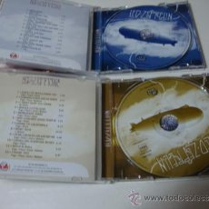CDs de Música: 2 CD'S LED.ZEPPELIN. Lote 36045926