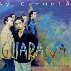 CDs de Música: GUARANA / AY CARMELA (CD SINGLE CARTON 2000). Lote 36047349