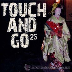 CDs de Música: ROCKDELUX SM-095 / TOUCH AND GO 25 (CD SAMPLER DEL SELLO TOUCH AND GO - 17 TEMAS). Lote 36072089