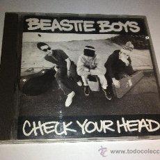 CDs de Música: BEASTIE BOYS - CHECK YOUR HEAD CD - CAPITOL RECORDS,GRAND ROYAL. Lote 36080529