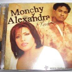 CDs de Música: MONCHY Y ALEXANDRA PERDIDOS CD + DVD CON VIDEOCLIPD Y CONCIERTO EXCELENTE ESTADO. Lote 133532170