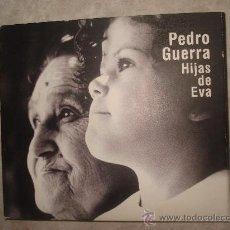 CDs de Música: CD PEDRO GUERRA - HIJAS DE EVA - CANARIAS - MÚSICA ROCK. Lote 36117088