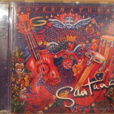 CDs de Música: (7122) SANTANA - SUPERNATURAL- CD -. Lote 147331222