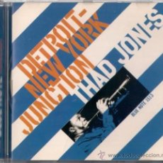 CDs de Música: THAD JONES - DETROIT NEW YORK JUNCTION - CD - CAPITOL 1997 THE BLUE NOTE COLLECTION. Lote 36125494