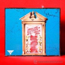 CDs de Música: THE BIRDLAND ALLSTARS LIVE AT CARNEGIE HALL CD DOBLE. Lote 36153007