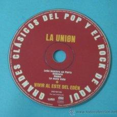 CDs de Música: LA UNIÓN. LOBO HOMBRE EN PARÍS. SILDAVIA. HUMO. LA MALA VIDA. VIVIR AL ESTE DEL EDÉN. Lote 36191687