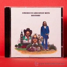 CDs de Música: AMERICA'S GREATEST HITS HISTORY CD. Lote 36177695