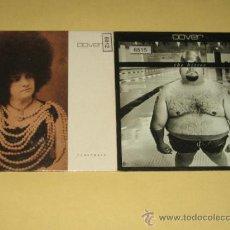 CDs de Música: DOVER - LOTE DE DOS CDS SINGLES PROMOS . Lote 36196103