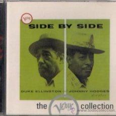 CDs de Música: DUKE ELLINGTON AND JOHNNY HODGES - SIDE BY SIDE - CD JAZZ THE VERVE COLLECTION. Lote 36186479