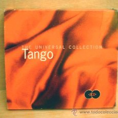 CDs de Música: THE UNIVERSAL COLLECCION.TANGO.2 CDS. Lote 36187903