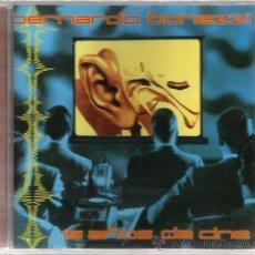 CDs de Música: CD BERNARDO BONEZZ : 15 AÑOS DE CINE ( MUSICAS PARA PEDRO ALMODOVAR Y OTROS ) . Lote 36189515