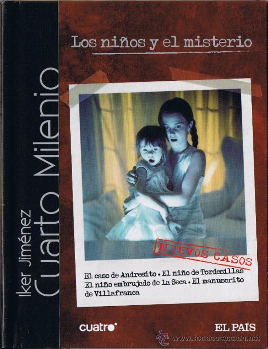 cd - cuarto milenio - iker jiménez - los niños - Comprar en ...