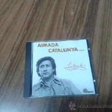CDs de Música: LUIS AGUILE - AIMADA CATALUNYA. RARISIMO TIRADA LIMITADA. Lote 36238161