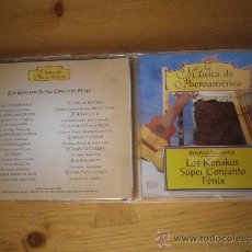 CDs de Música: CD MÚSICA IBEROAMERICANA. Lote 36261073