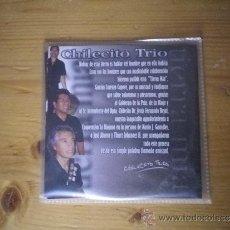 CDs de Música: CD MÚSICA LATINO AMERICANA CHILECITO TRIO MUSICA ARGENTINA. Lote 36261379