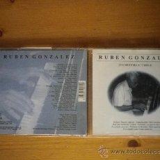 CDs de Música: CD MÚSICA LATINO AMERICANA MUSICA CUBANA RUBEN GONZALEZ INDESTUCTIBLE. Lote 36261513