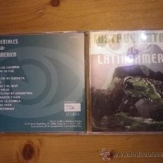 CDs de Música: CD MÚSICA LATINO AMERICANA INSTRUMENTALES DE LATINOAMERICA. Lote 36262280