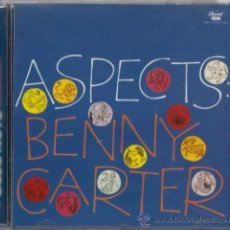 CDs de Música: BENNY CARTER - ASPECTS - CD CAPITOL 1997 THE BLUE NOTE COLLECTION. Lote 36273657