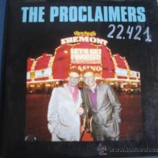 CDs de Música: THE PROCLAIMERS LET´S GET MARRIED PROMO CD-MAXI 1+1. Lote 36274511