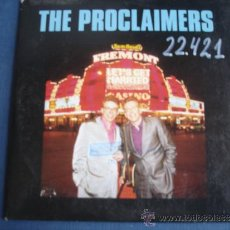 CDs de Música: THE PROCLAIMERS LET´S GET MARRIED PROMO CD-MAXI 1+1. Lote 36277077