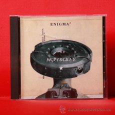 CDs de Música: ENIGMA BEYOND THE INVISIBLE SINGLE CD. Lote 36278079