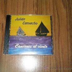 CD de Música: JULIAN CAMACHO - CANCIONES AL VIENTO. PRECINTADO. Lote 89807476