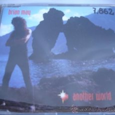 CDs de Música: BRIAN MAY – ANOTHER WORLD CD SINGLE PROMO. Lote 36278736