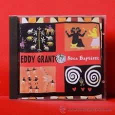 CDs de Música: EDDY GRANT SOCA BAPTISM CD. Lote 36278773