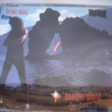 CDs de Música: BRIAN MAY ANOTHER WORLD CD SINGLE PROMO. Lote 36285920