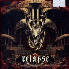 CDs de Música: RELAPSE RECORDS / SAMPLER (CD CARTON 2008) 13 TEMAS. Lote 36291142