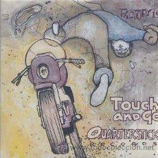 CDs de Música: TOUCH AND GO / MASTER QUARTERSTICK RECORDS (CD CARTON 19 TEMAS - 1998). Lote 43928613