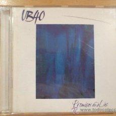 CDs de Música: (7143) UB 40 - PROMISES AND LIES- CD-– DEPCD 15. Lote 36322324