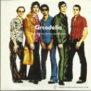 CDs de Música: CIRCODELIA LAS CHICAS DE LAS CANCIONES. Lote 37911708