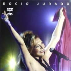 CDs de Música: ROCIO JURADO - ROCIO SIEMPRE (DVD + CD) (PRECINTADO). Lote 36398190