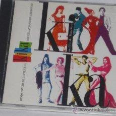 CDs de Música: PEDRO ALMODOVAR-BANDA SONORA DE KIKA. Lote 171108217