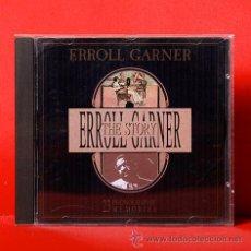 CDs de Música: THE ERROLL GARNER CD. Lote 36338999