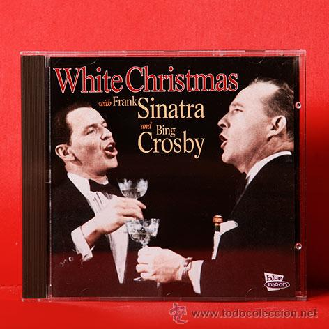 white christmas with frank sinatra and bing crosby cd msica cds jazz blues - Frank Sinatra White Christmas