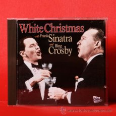 CDs de Música: WHITE CHRISTMAS WITH FRANK SINATRA AND BING CROSBY CD. Lote 36358502