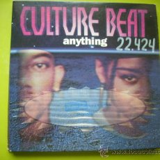 CDs de Música: CULTURE BEAT ANYTHING CD SINGLE 2 VERSIONES PEPETO. Lote 36400003