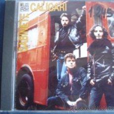 CDs de Música: GABINETE CALIGARI CIEN MIL VUELTAS. Lote 36363259