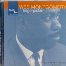CDs de Música: WES MONTGOMERY - FINGERPICKIN' - CD CAPITOL 1997 THE BLUE NOTE COLLECTION. Lote 36382027