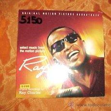 CDs de Música: RAY CHARLES. BSO RAY. CD PROMOCIONAL. Lote 36387030